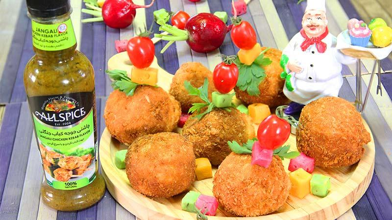 آرانچینی را با آلس پایس از ایتالیایی ها خوشمزه تر درست کنید